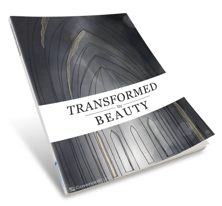 Transformed by Beauty e-book Cover