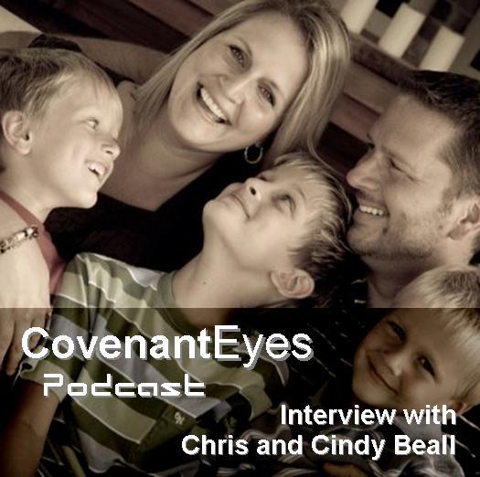 Chris and Ciondy Beall 5