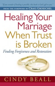 Healing Your Marriage by Cindy Beall