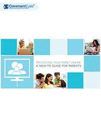 Cover of Protecting Your Family Online
