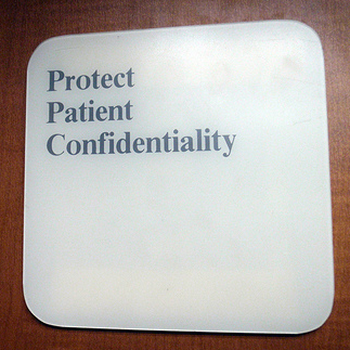 confidentiality in the church