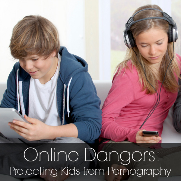 Protecting children from pornography