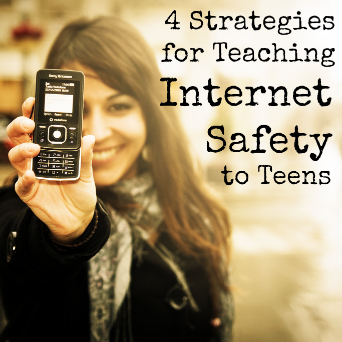 Teaching internet safety to teens