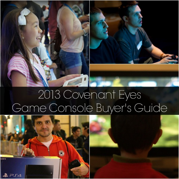 Game Consol Buyers Guide