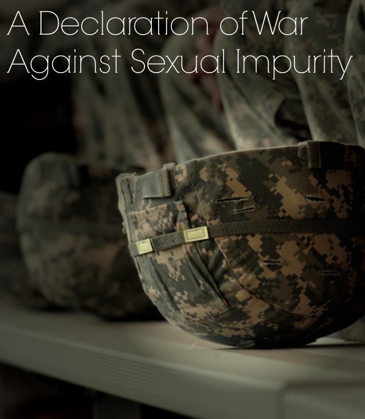Declaration of War Against Sexual Impurity