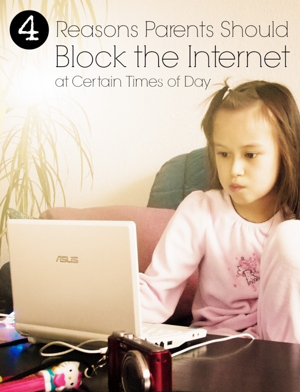 Time-Blocking – Why-Parents Should Restrict Internet Use to Specific Times of the Day
