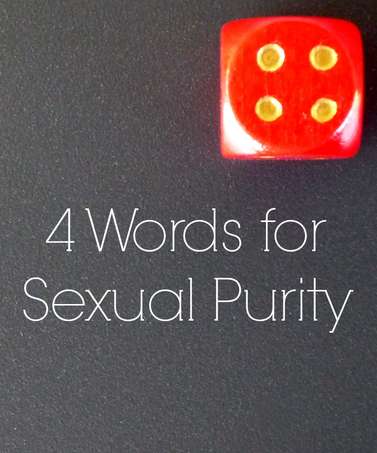 Words for Sexual Purity