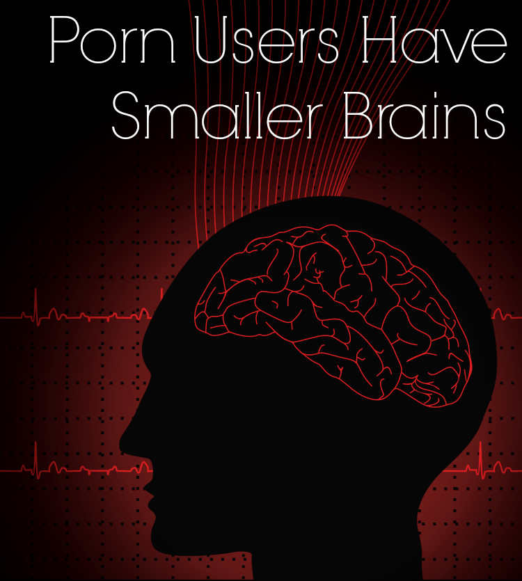 Porn Users Have Smaller Brains