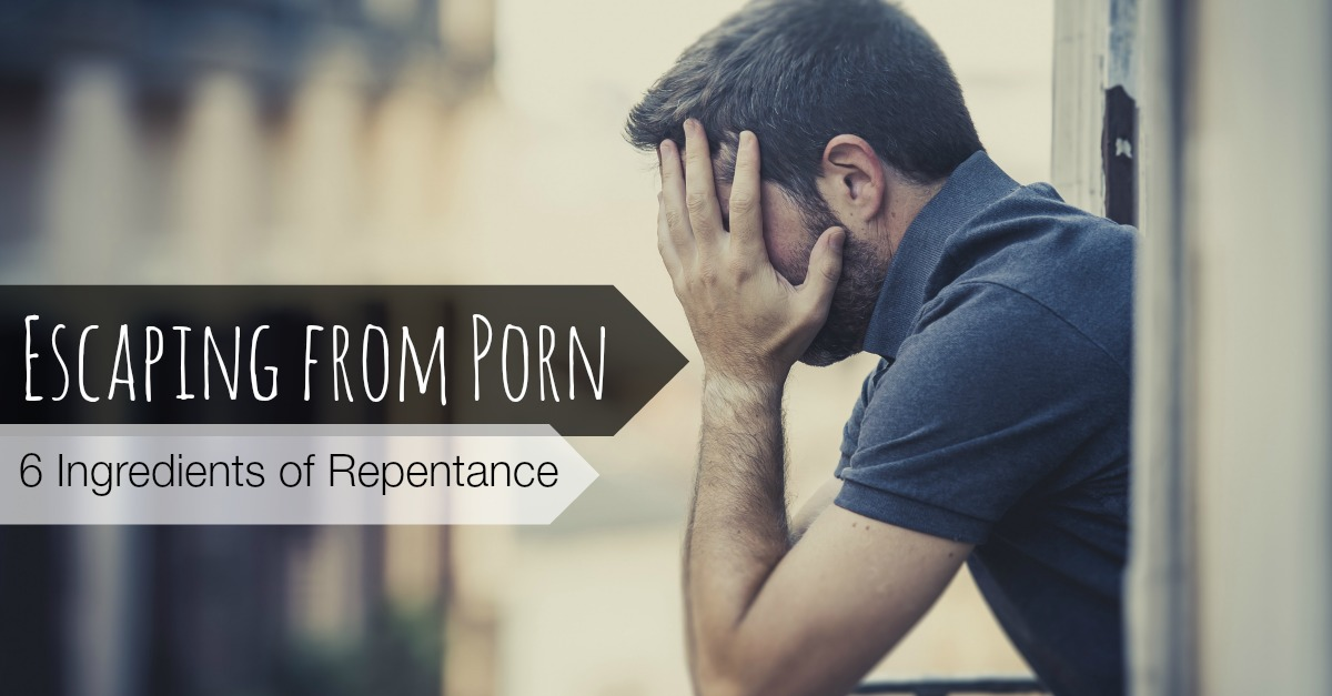 6 Ingredients of repentance