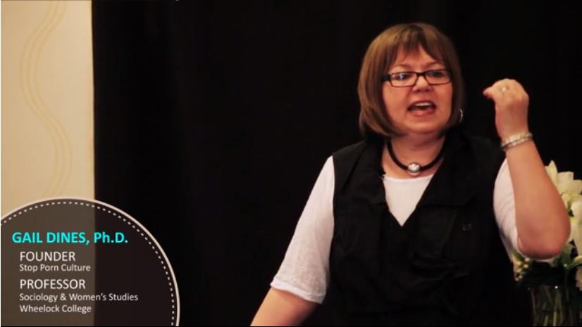 Gail Dines - Stop Porn Culture