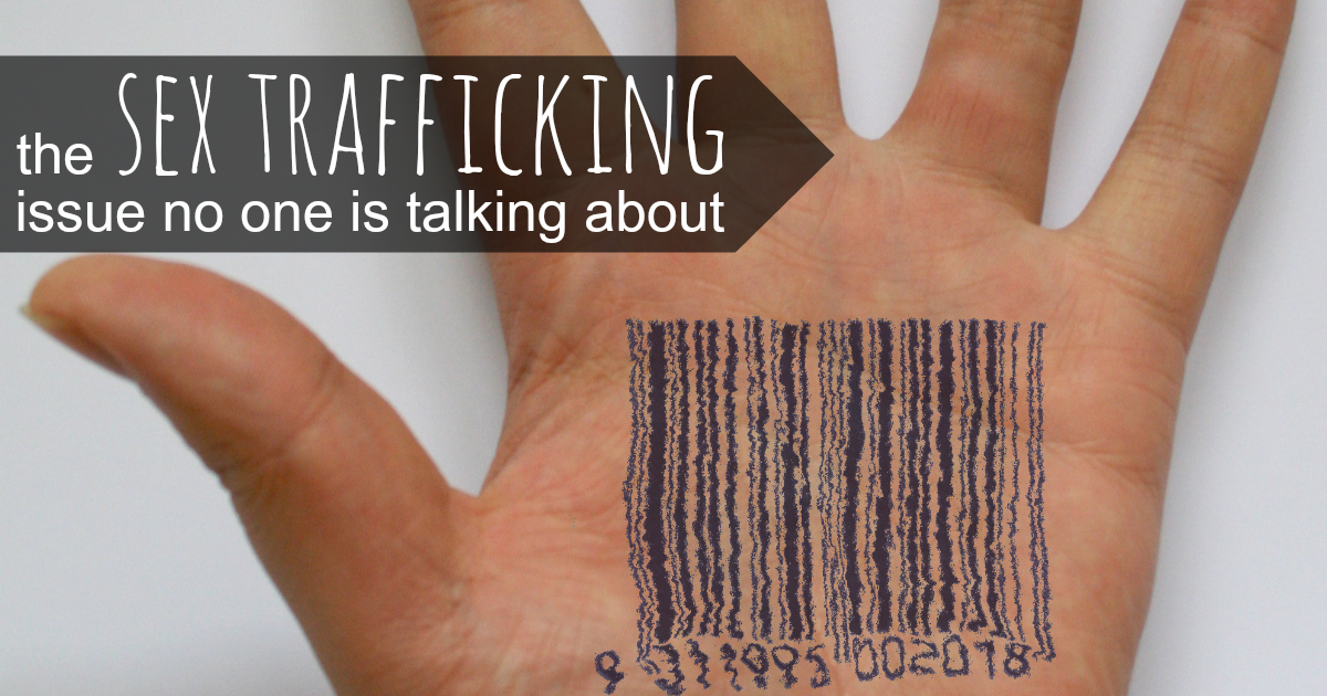 The Sex Trafficking Issue No One Is Talking About