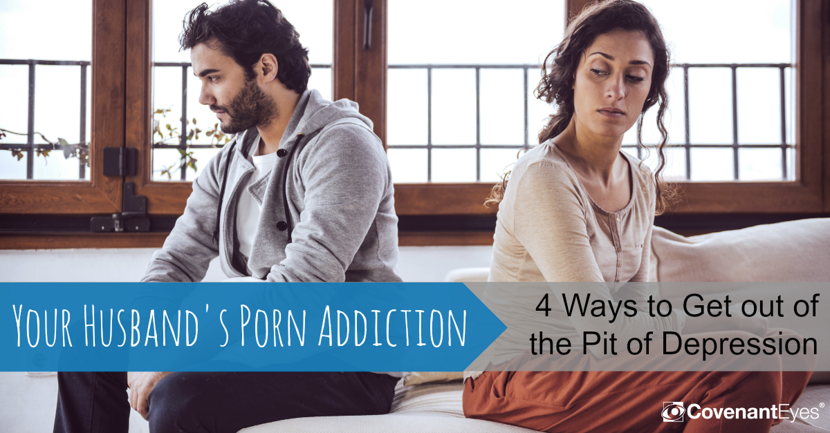 4 Ways to Get Out of the Pit of Depression