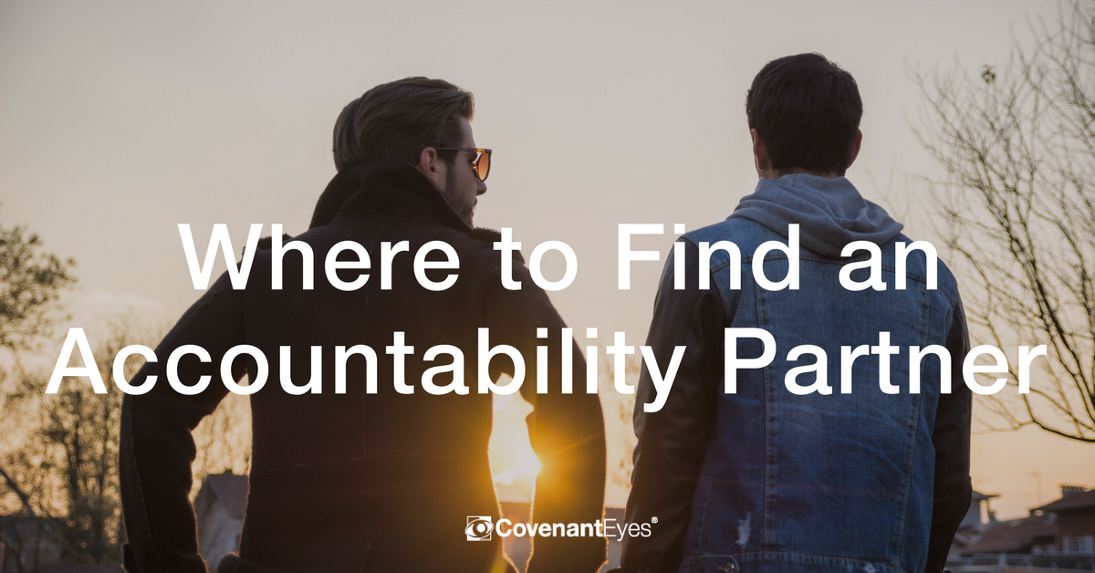 Where to Find an Accountability Partner