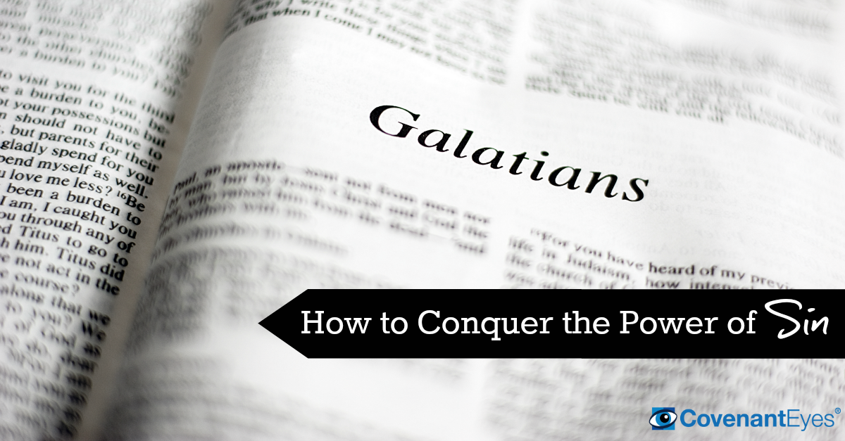 How to Conquer the Power of Sin