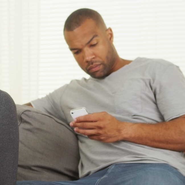Loving an unloving spouse