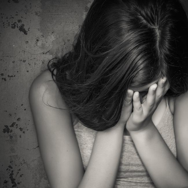 Abused Girl