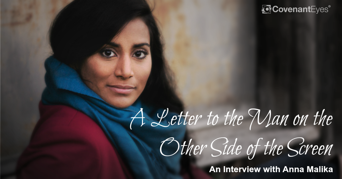 A Letter to the Man on the Other Side of the Screen
