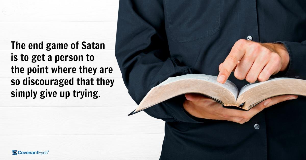 Satan's end game