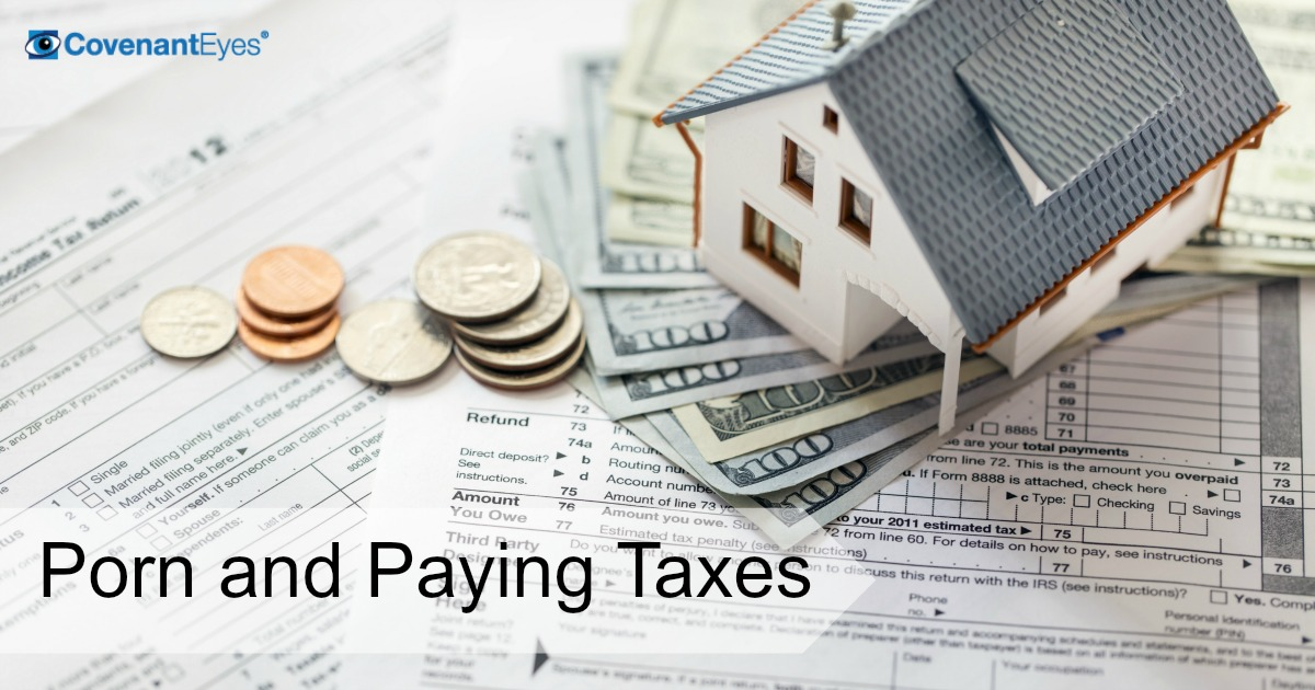 porn and taxes