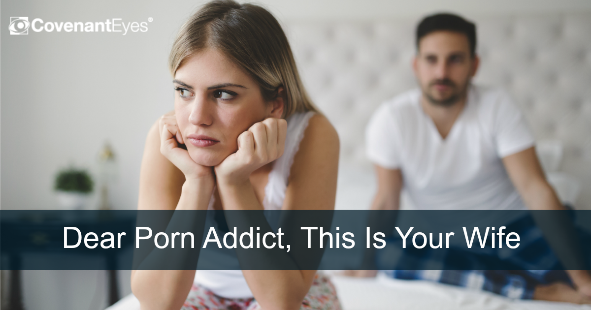 dear porn addict
