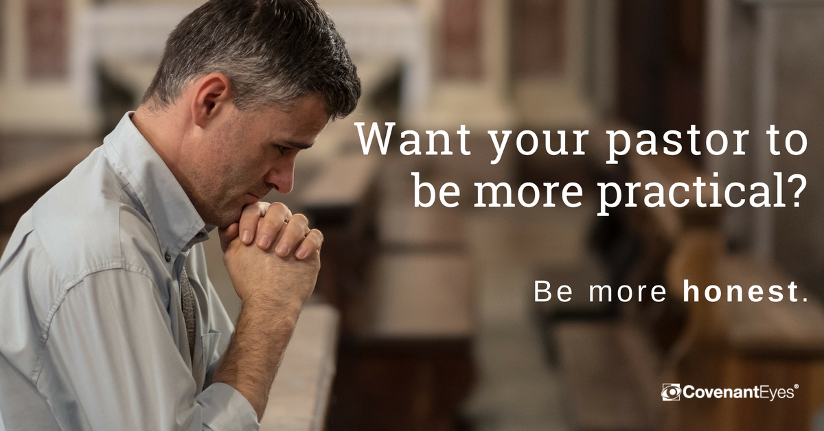 Want your pastor to be more practical?