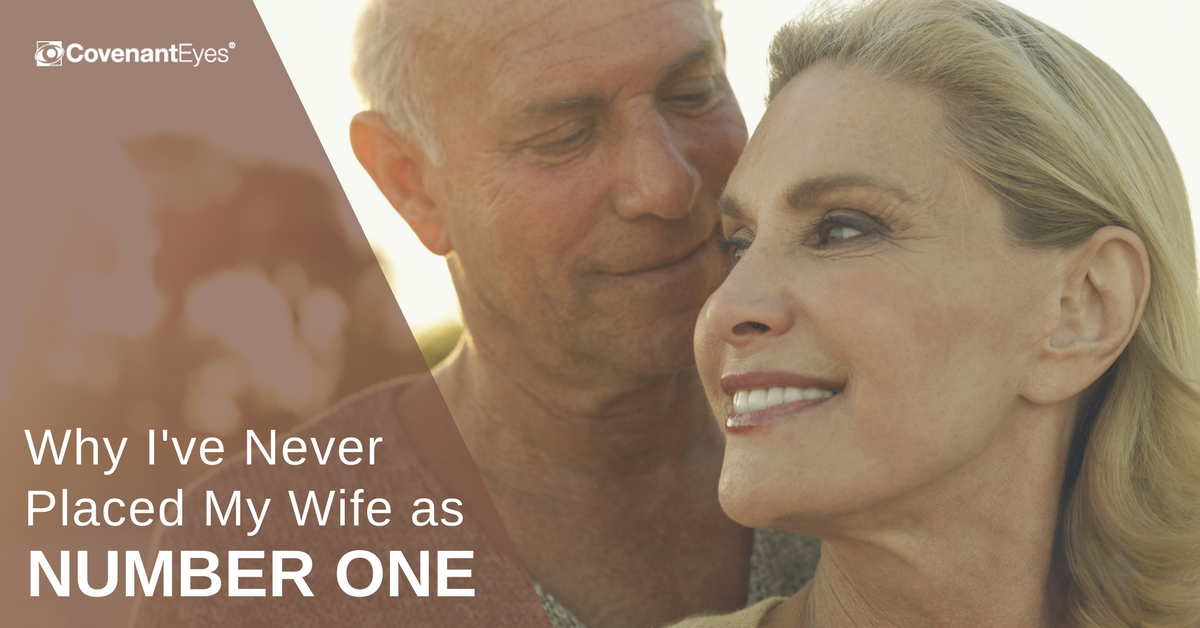 Why I've Never Placed My Wife as Number One