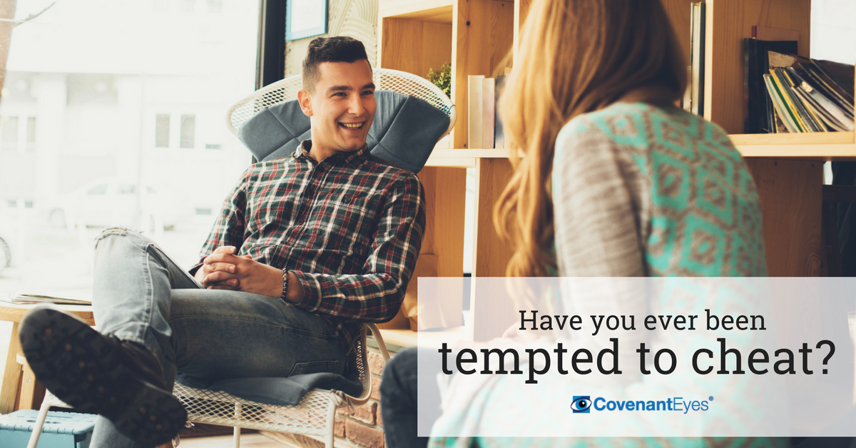 have you ever been tempted to cheat?