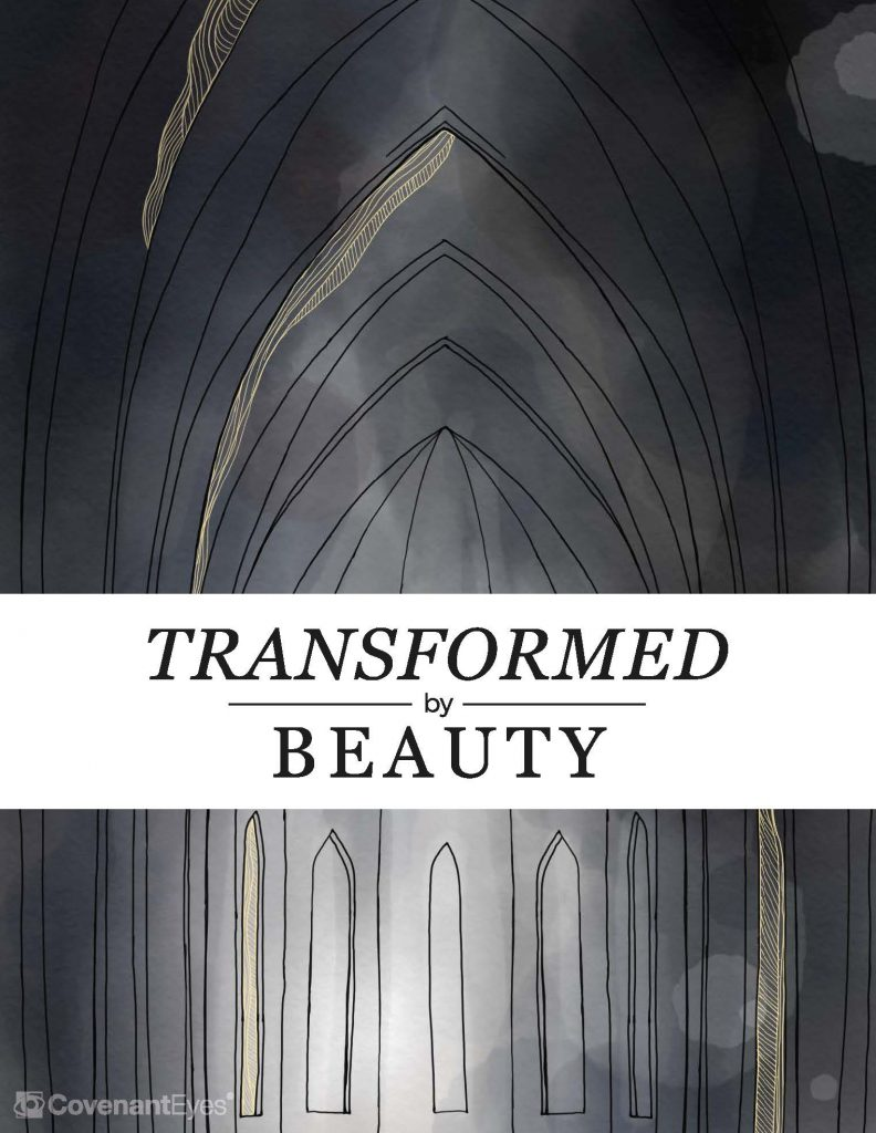 Transformed by Beauty cover