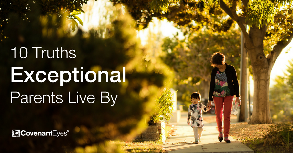 10 Truths Exceptional Parents Live By