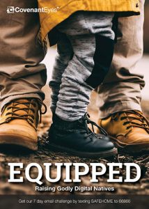Cover of Equipped (for general Christian audiences)