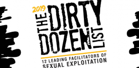 2019 Dirty Dozen List Header